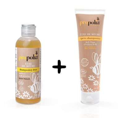 Duo Gentle shampoo and Hair conditioner