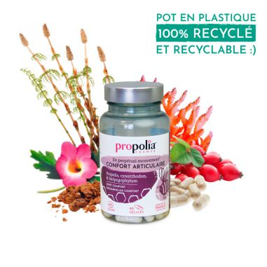 Joint fit capsules